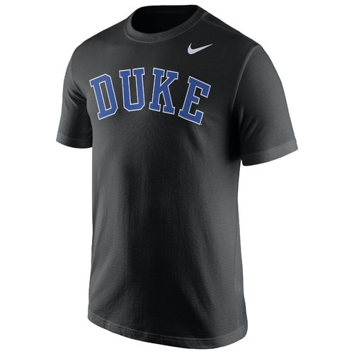 Nike™ Men's Duke University Wordmark T-shirt