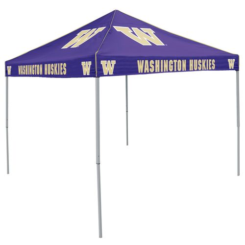 Logo™ University of Washington Straight-Leg 9' x 9' Color Tent