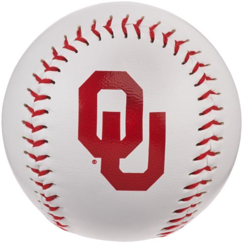 Rawlings® University of Oklahoma Kids' Team Logo Baseball