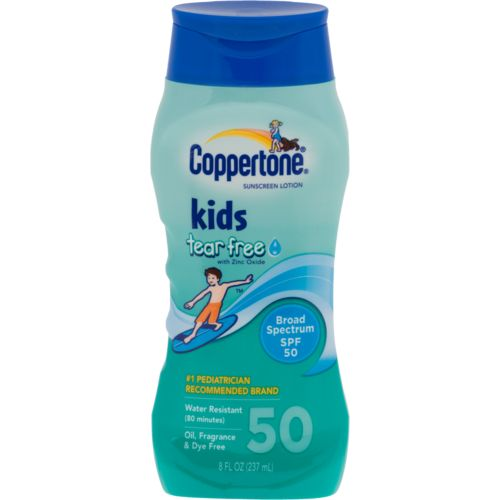 Coppertone® Kids' 8 oz. Tear-Free SPF 50 Lotion - view number 1