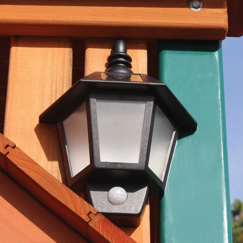 Gorilla Playsets™ Solar Wall Light