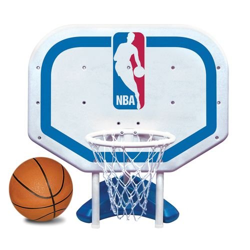 Poolmaster® NBA Logo Pro Rebounder Style Poolside Basketball Game - view number 1