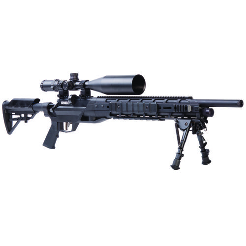 Crosman Armada .22 Caliber Air Rifle with Optics and Bipod