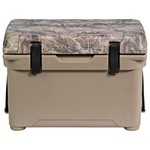 Engel 25 DeepBlue Roto-Molded High-Performance Cooler with Camo Lid - view number 1