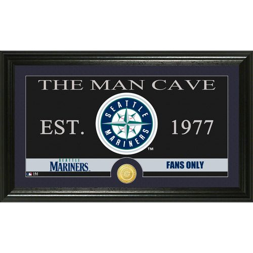 Man Cave Store Seattle : The highland mint seattle mariners man cave bronze coin