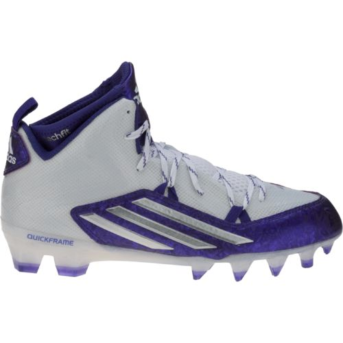 adidas Men's Crazyquick 2.0 Mid-Top Football Cleats