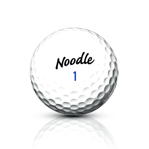 Noodle Long and Soft Golf Balls 15-Pack - view number 2