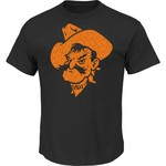 Majestic Men's Oklahoma State University Section 101 Attainable Excellence T-shirt