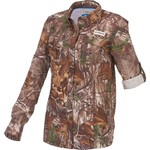 Magellan Outdoors™ Women's Aransas Pass Realtree Max-5® Long Sleeve Fishing Top