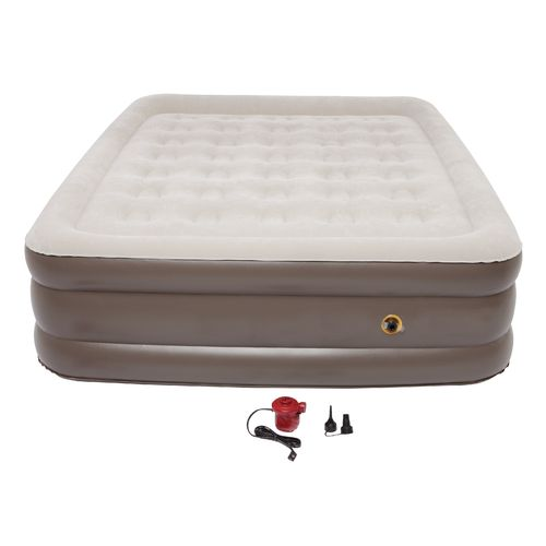 Coleman® QuickBed® Queen-Size Double High Plus Airbed with Pump - view number 2