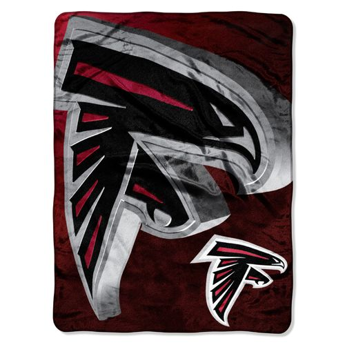 The Northwest Company Atlanta Falcons Bevel Micro Raschel Throw