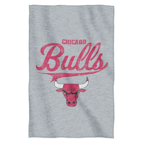 The Northwest Company Chicago Bulls Sweatshirt Throw