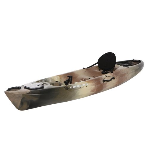 "Display product reviews for Emotion Stealth Angler 10'3"" Sit-On-Top Fishing Kayak"