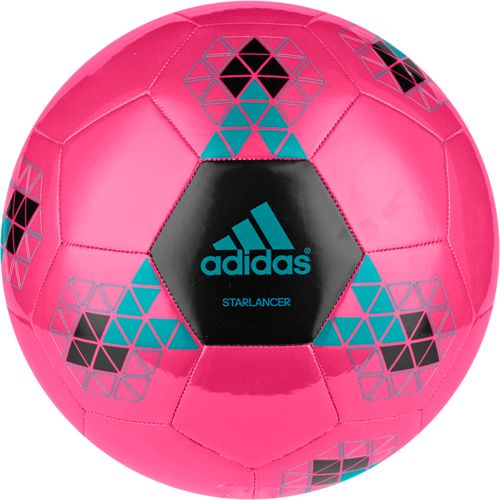 Display product reviews for adidas Starlancer V Soccer Ball