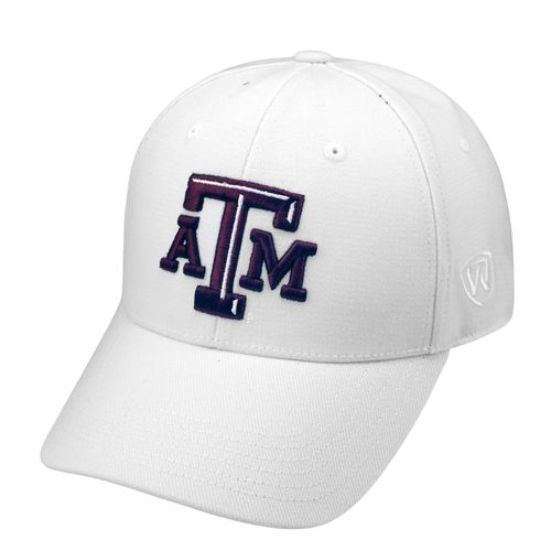 Top of the World Men's Texas A&M University Premium Collection Memory Fit™ Cap