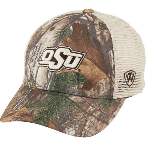 Top of the World Adults' Oklahoma State University Prey Cap
