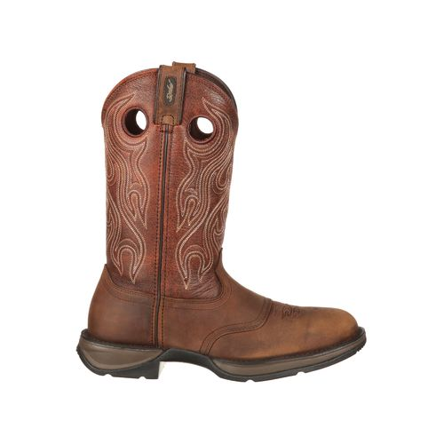 Display product reviews for Durango Men's Rebel Saddle Western Boots