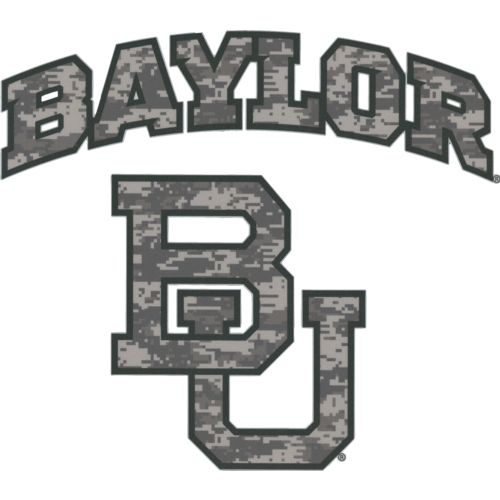 Stockdale Baylor University Digi Camo Decal