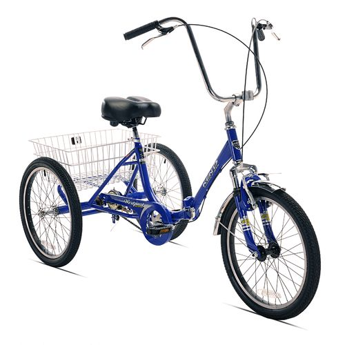 Display product reviews for KENT Adults' Westport Folding Tricycle