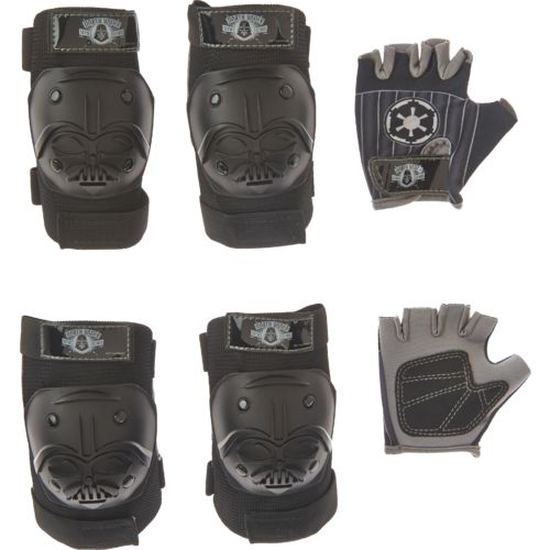 Star Wars™ Boys' Darth Vader Protective Gear Pad and Glove Set
