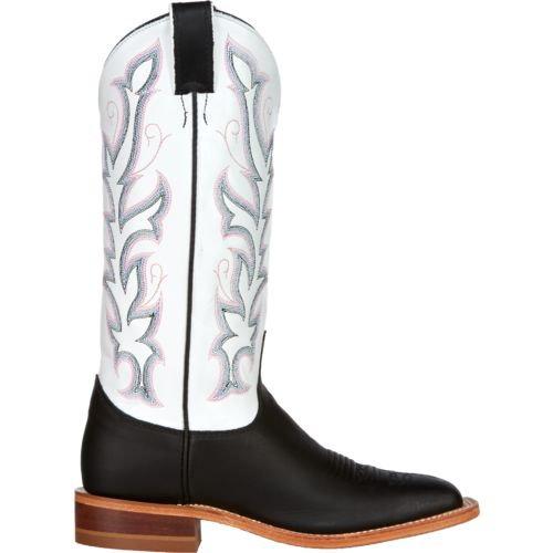 Justin Women's Bent Rail® Burnished Calf Western Boots