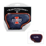 Team Golf University of Illinois at Blade Putter Cover - view number 1