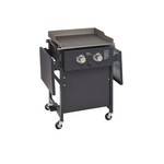 Outdoor Gourmet Pro™ Triton 2-Burner Griddle