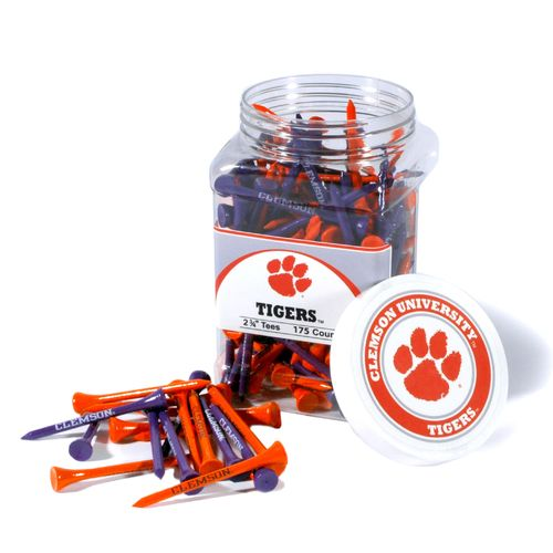 Team Golf Clemson University Tees 175-Pack