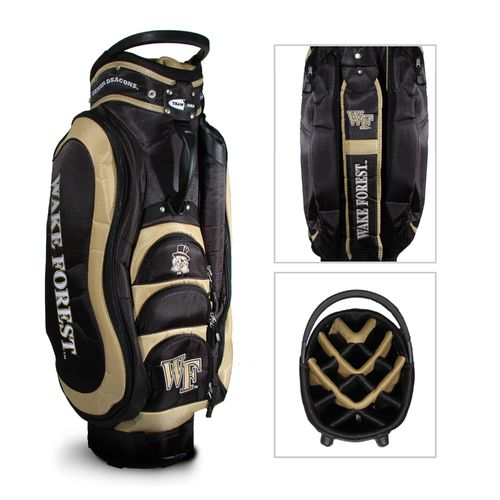 Team Golf Wake Forest University Medalist 14-Way Cart