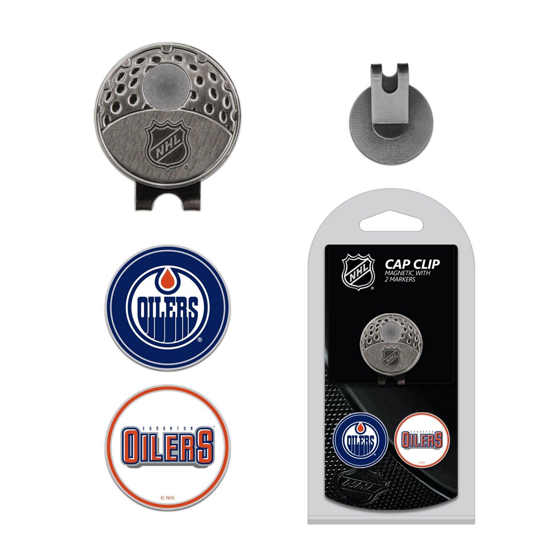 Team Golf Edmonton Oilers Marker Cap Clip