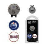 Team Golf Edmonton Oilers Marker Cap Clip - view number 1