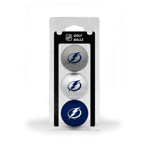 Team Golf Tampa Bay Lightning Golf Balls 3-Pack