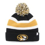 '47 Men's University of Missouri Breakaway Cuff Knit Hat