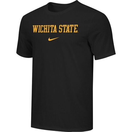 Nike™ Men's Wichita State University Core Short Sleeve T-shirt