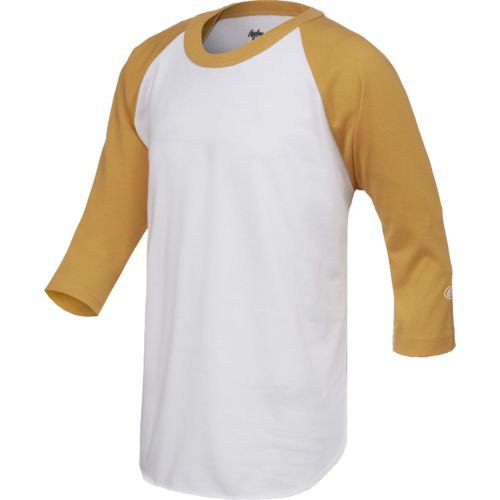 Display product reviews for Rawlings Kids' 3/4 Length Sleeve T-shirt