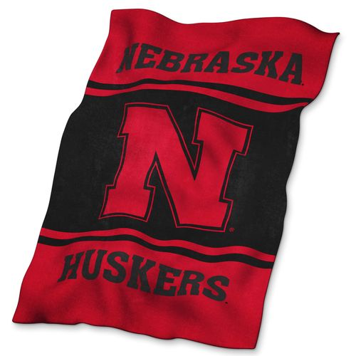 Logo™ University of Nebraska Ultrasoft Blanket