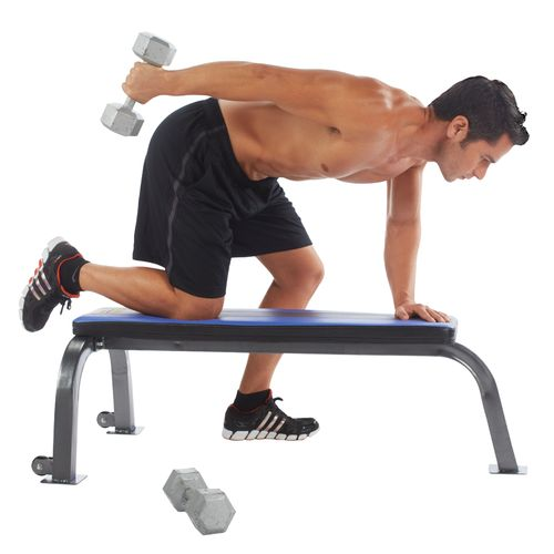 Display product reviews for Pure Fitness Flat Bench