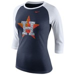 Nike Women's Houston Astros Logo T-Shirt