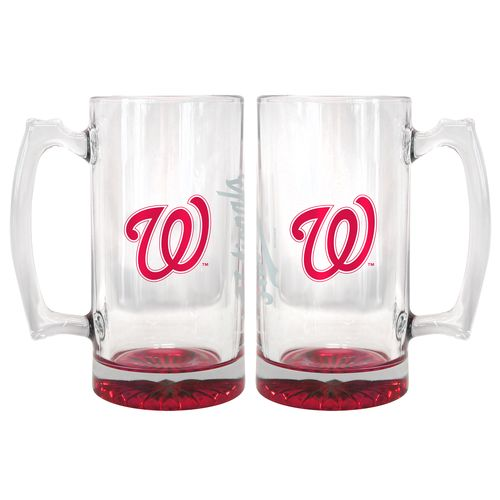 Boelter Brands Washington Nationals Elite 25 oz. Tankard
