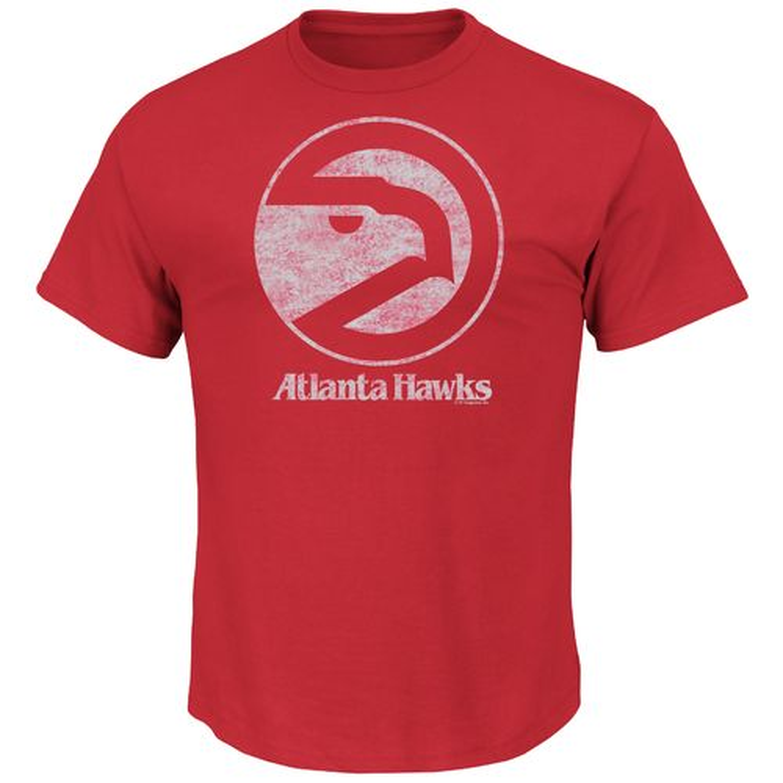 Majestic Men's Atlanta Hawks Post Up T-shirt