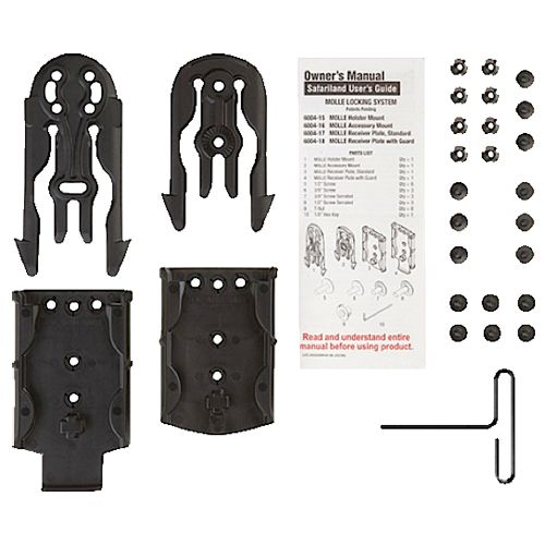 Safariland MLS MOLLE Mounting System - view number 1