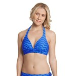 Sweet Escape Women's Caribbean Crochet Molded Bra Swim Top