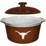 Boelter Brands University of Texas 2.4 qt. Gametime Oven Bowl - view number 1
