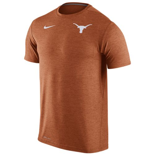 Nike™ Men's University of Texas Dri-FIT Touch T-shirt