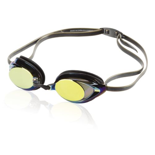 Speedo Adults' Vanquisher 2.0 Mirrored Swim Goggles - view number 1