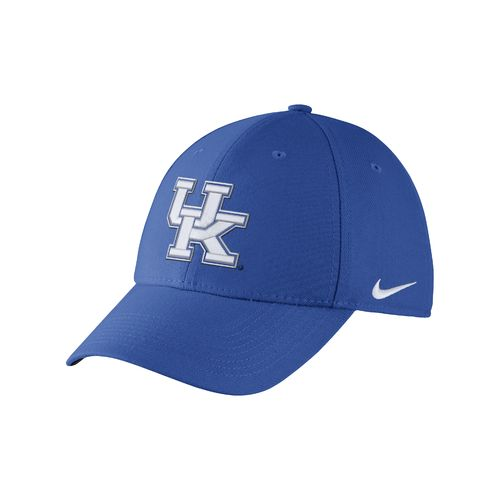 Nike™ Adults' University of Kentucky Swoosh Flex Cap - view number 1