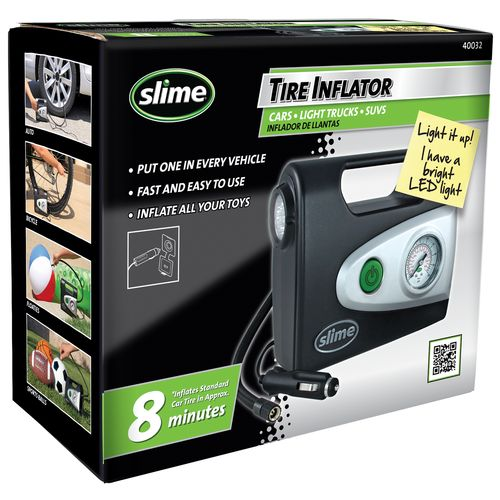 Slime Tire Inflator