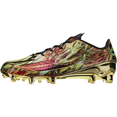 adidas™ Men's adizero™ 5-Star 5.0 GOLD Football Cleats