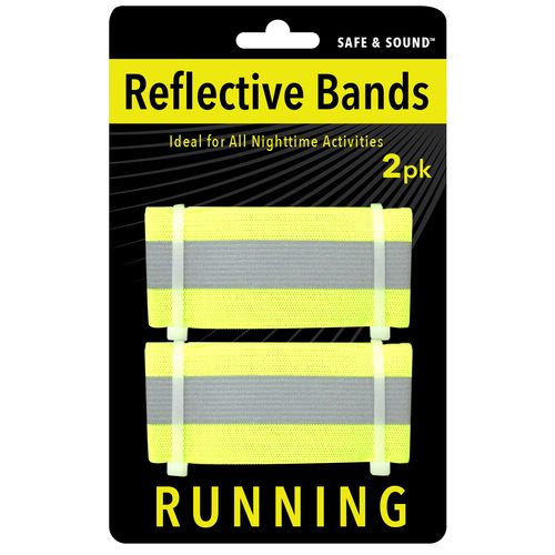 Venture Products Safe and Sound Reflective Bands 2-Pack