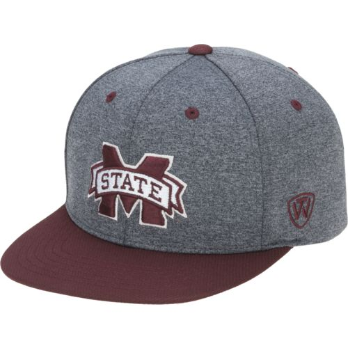 Top of the World Men's Mississippi State University Energy 2-Tone Adjustable Cap
